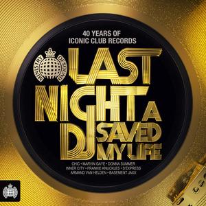 Last Night A Dj Saved My Life - Ministry Of Sound CD1