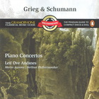 Grieg And Schumann Piano Concertos (With Berlin Po & Mariss Jansons)