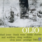 Thad Jones - Olio (With Frank Wess, Teddy Charles, Mal Waldron, Doug Watkins & Elvin Jones) (Vinyl)