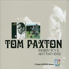 Tom Paxton - Ramblin' Boy & Ain't That News