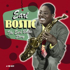 Earl Bostic - Earl Bostic Story: Cracked Ice CD4