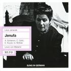 Leos Janacek - Jenufa (A.Schlemm, C.Goltz, E.Kozub, G.Mckee, L. Von Matacic) CD1
