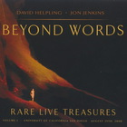 Beyond Words (Rare Live Treasures) (With Jon Jenkins)