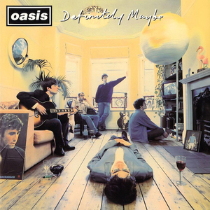Definitely Maybe (Deluxe Edition) CD1