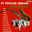 Earl Bostic - By Popular Demand (Vinyl)