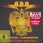 U.D.O. - Steelhammer - Live From Moscow CD1
