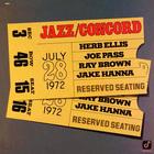 Jazz / Concord (With Joe Pass, Ray Brown & Jake Hanna) (Remastered 1990)