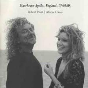 Live At Manchester Apollo (With Robert Plant) CD2