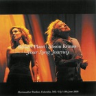 Your Long Journey (Live) (With Robert Plant) CD1