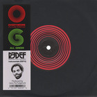Damu The Fudgemunk - Overthrone / All Green 45 (CDS)