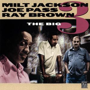 The Big 3 (With Joe Pass & Ray Brown) (Vinyl)