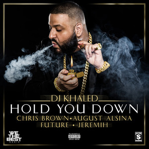 Hold You Down (CDS)