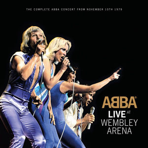 Live At Wembley Arena CD1