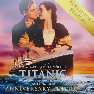 Titanic Original Motion Picture Soundtrack (Remastered) CD1