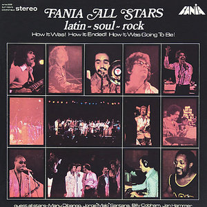 Latin-Soul-Rock (Vinyl)