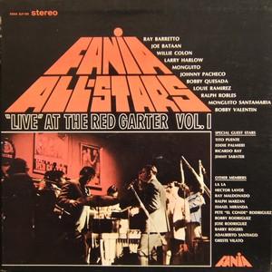 Live At The Red Garter Vol. 1 (Vinyl)