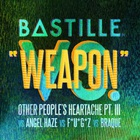 Bastille - Weapon (CDS)