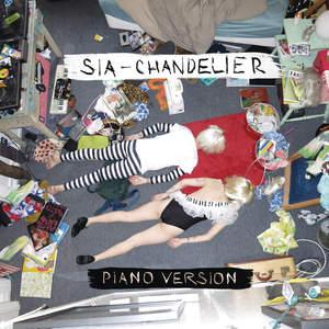 Chandelier (Piano Version) (CDS)