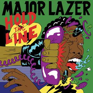 Hold The Line (Feat. Mr. Lexx & Santigold) (MCD)