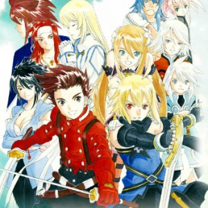 Tales Of Symphonia CD1