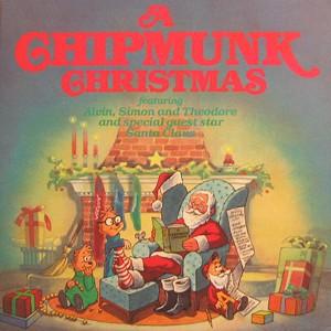 A Chipmunk Christmas (With Santa Claus) (Vinyl)