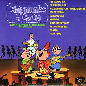 Chipmunks A Go-Go (Vinyl)