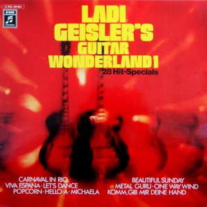 Guitar Wonderland 1 (Vinyl)