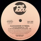 Alexander O'Neal - The Little Drummer Boy / Sleigh Ride (VLS)