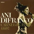 Ani DiFranco - Carnegie Hall 4.6.02 (Live)