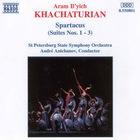 Spartacus (Suites No. 1-3) (Cond. By Andre Anichanov)