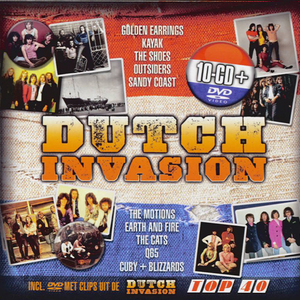 Dutch Invasion: Kayak