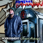 Homeboy Sandman - Nourishment (Second Helpings)