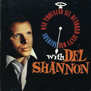 1661 Seconds With Del Shannon (Vinyl)