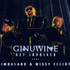 Ginuwine - Get Involved (Feat. Timbaland & Missy Elliott) (CDS)
