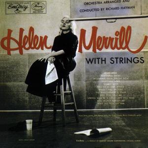 Helen Merrill With Strings (Vinyl)