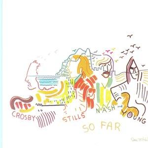 Crosby, Stills, Nash And Young: So Far (Vinyl)