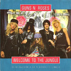Guns N' Roses - Welcome To The Jungle (CDS)