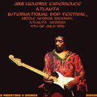 The Jimi Hendrix Experience - Atlanta Pop Festival (Live) (Vinyl)