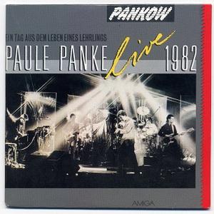 Paule Panke Live 1982