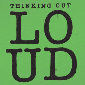 Thinking Out Loud (Alex Adair Remix) (CDS)