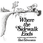 Shel Silverstein - Where The Sidewalk Ends (Reissued 2000)