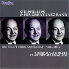 Stomp, Rags & Blues-Clarinet Marmalade