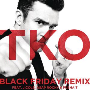 Tko (Feat. J Cole, A$ap Rocky & Pusha T) (Black Friday Remix) (CDR)