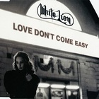 Love Don't Come Easy (CDS)