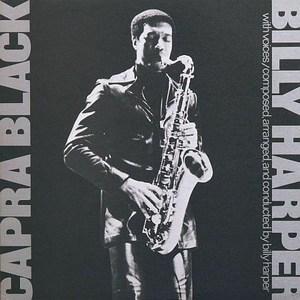 Capra Black (Vinyl)