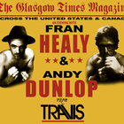 An Evening With Fran Healy And Andy Dunlop