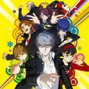 Persona 4 The Golden Original Soundtrack