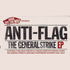 Anti-Flag - Vans Presents: The General Strike (EP)