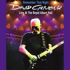 David Gilmour - Remember That Night: Live At The Royal Albert Hall CD3