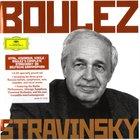 Boulez Conducts Stravinsky: Ebony Concerto, Three Pieces For Clarinet Solo, Concertino For String Quartet Etc CD5
